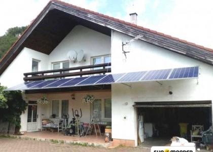 Fotovoltaická elektrárna VOLTA HYB na rodinném domě v Rajeckých Teplicích na Slovensku