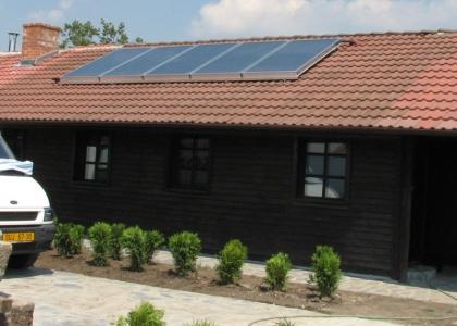Solární systém TWI na Opavsku
